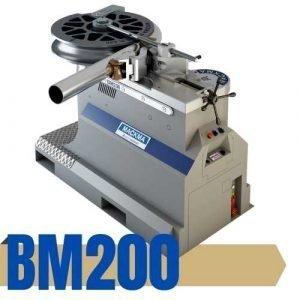 BM200 Dobladora sin mandril