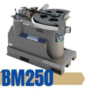 BM250 Dobladora sin mandril