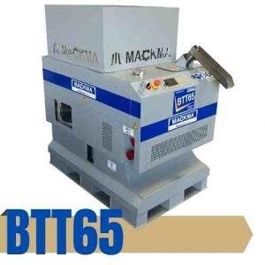 BTT65 Máquinas briquetadoras