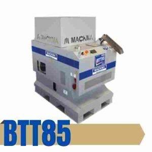 BTT85 Máquinas briquetadoras