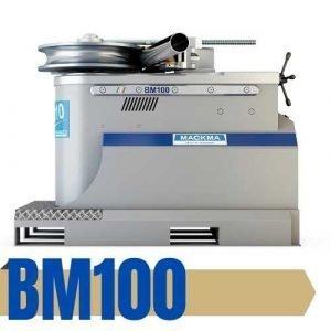 BM100 Dobladora sin mandril